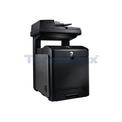Dell 3115-cn Multifunction Color Laser Printer